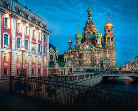 из Санкт-Петербурга (11 дней)